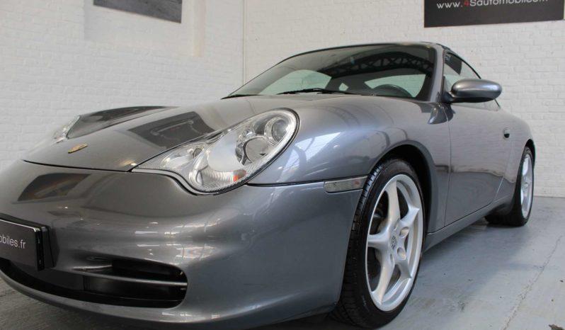 PORSCHE 911 COUPE (996) 3.6 320 CH BV6 complet