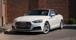 AUDI A5 CABRIOLET 2.0 TDI 190CH S-LINE  S TRONIC